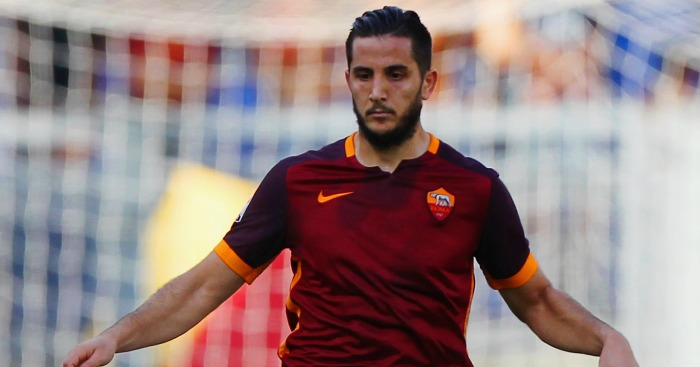 Kostas Manolas: Tipped for move to Premier League