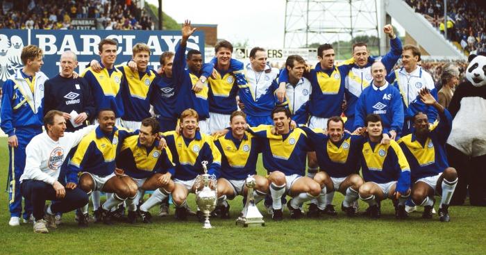 Leeds United 1992