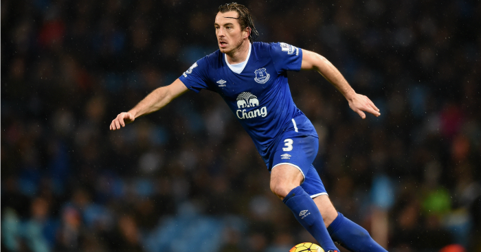 Leighton Baines: Defender tried to explain Everton's struggles