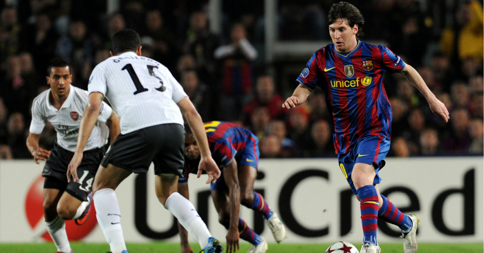 Lionel Messi: Superstar put Arsenal to the sword with four goals