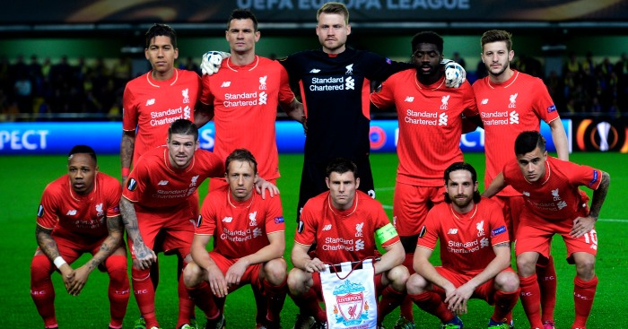 Liverpool: Face Sevilla in Wednesday's final