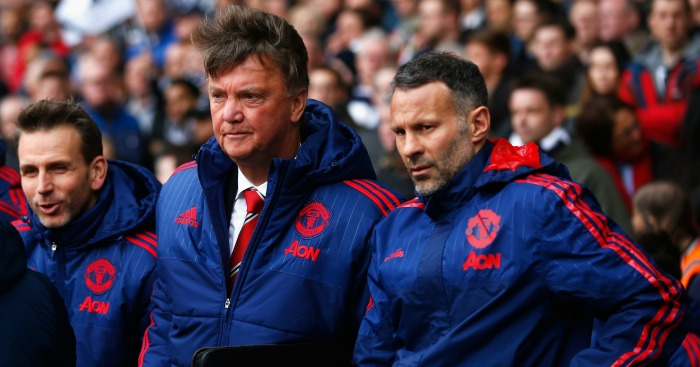 Ryan Giggs: Has left Manchester United