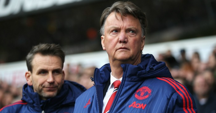 Louis van Gaal: Manager previously offered Spurs job