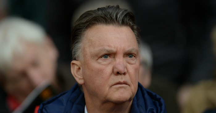 Louis van Gaal: Manager impressed by Man Utd display