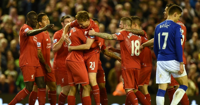 Liverpool: Joint biggest Power Rankings winners from midweek