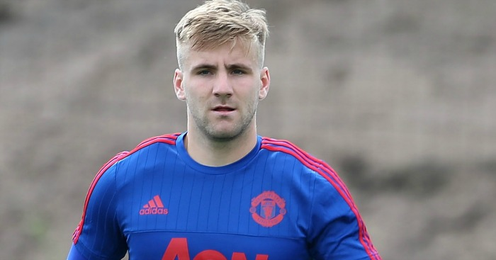 Luke Shaw: Edging closer to a return to action