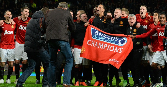 20 times: Manchester United.