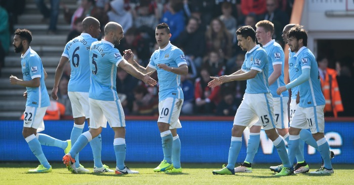 Manchester City: Biggest Power Rankings winners of the weekend