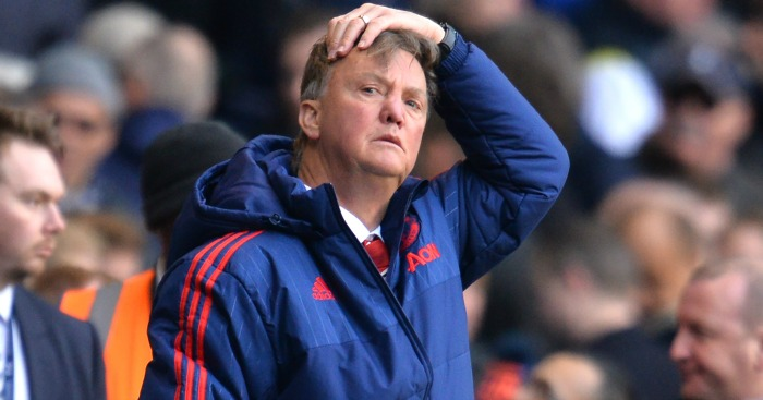 Louis van Gaal: Has made a serious of questionable decisions