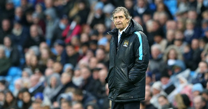 Manuel Pellegrini: Says four or five teams are fighting for top four