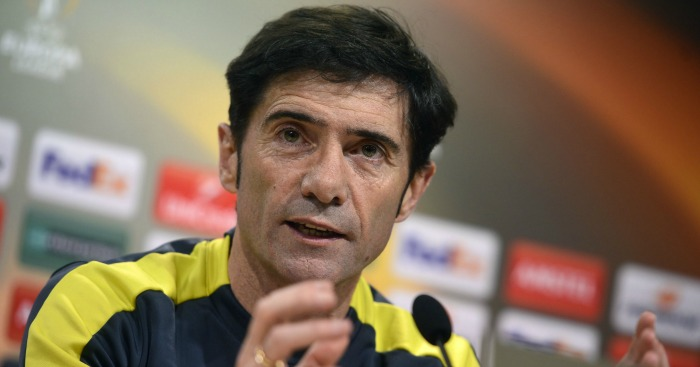 Marcelino: Fancies Villarreal's chances