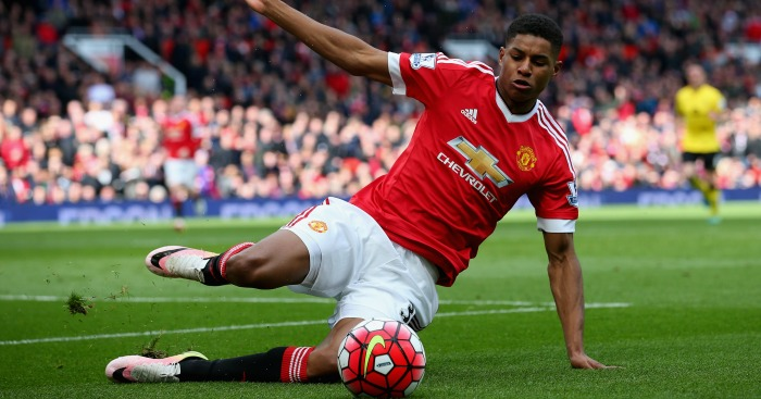 Marcus Rashford: In fine form