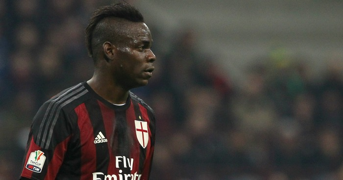 Mario Balotelli: Liverpool striker does not appear to be staying at AC Milan