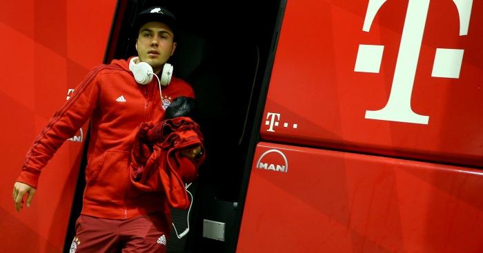 Mario Gotze: Bayern Munich midfielder could be offered Borussia Dortmund return