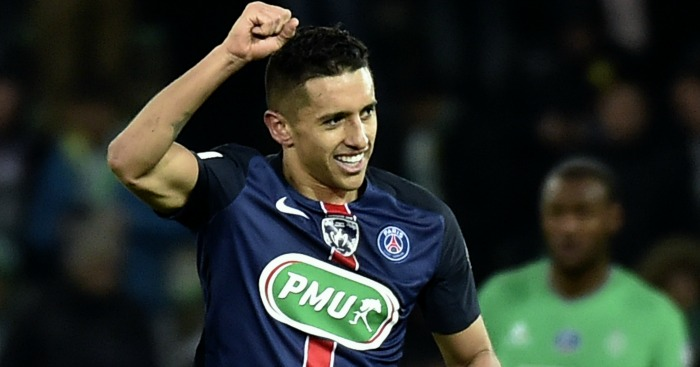 Marquinhos: PSG defender said to fancy Barca