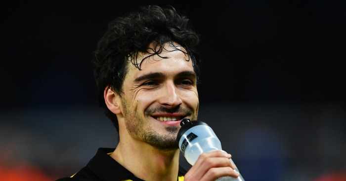 Mats Hummels: Wants to leave Borussia Dortmund to join Bayern Munich