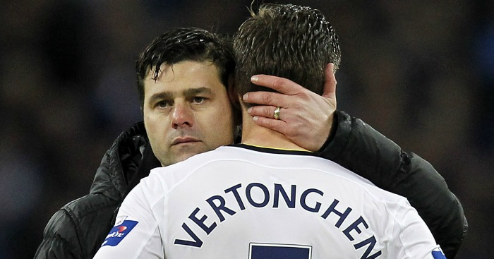 Mauricio Pochettino: The main man, says Vertonghen