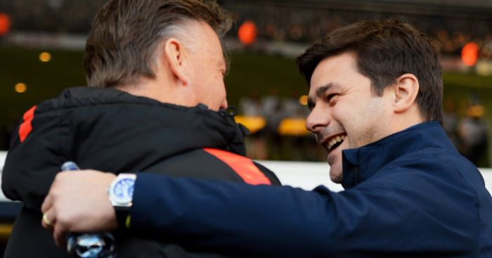 Mauricio Pochettino: Tottenham manager