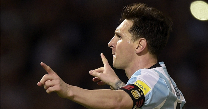 Lionel Messi: On another planet