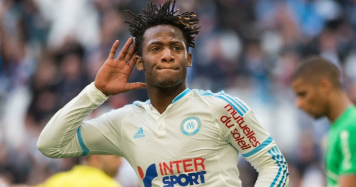 Michy Batshuayi: Palace have big bid accepted