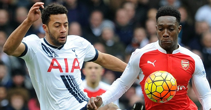 Mousa Dembele: Expects respect from Man Utd