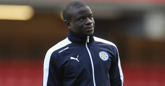 N'Golo Kante: Steve Walsh credited with Leicester signing the midfielder