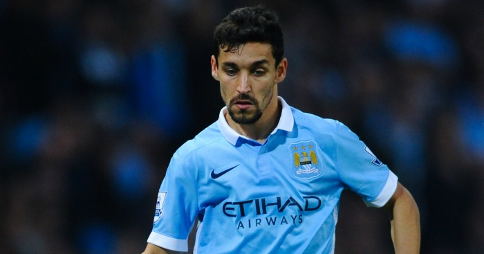 Jesus Navas: Set for Sevilla return