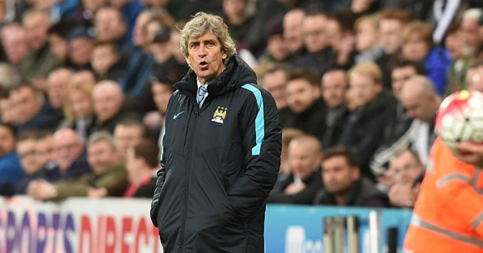 Manuel Pellegrini: Says City suffered from tiredness