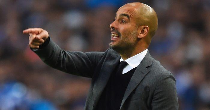Pep Guardiola: manager