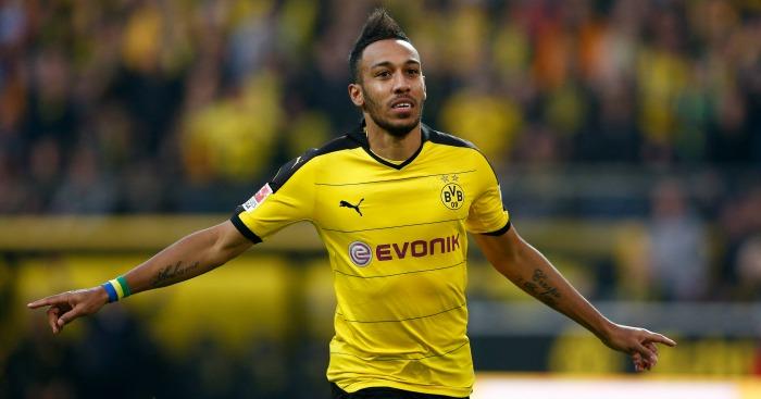 Pierre-Emerick Aubameyang: Borussia Dortmund striker relishing Liverpool game