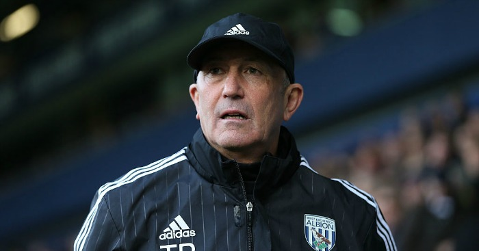 Tony Pulis: Wants reinforcements for squad