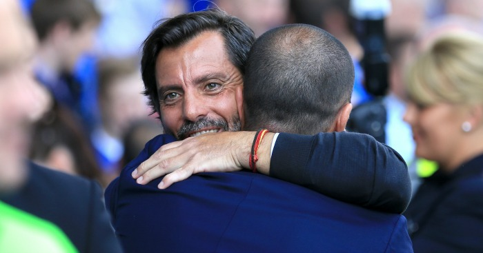 Quique Sanchez Flores: Says Roberto Martinez is an example to Spanish managers