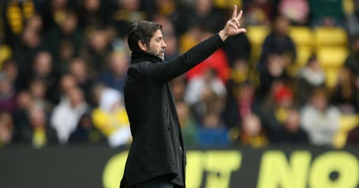 Quique Sanchez Flores: Says Watford forgot to be competitive in league