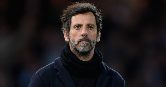 Quique Sanchez Flores Will take charge of Watford for final time