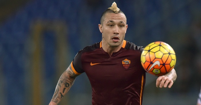 Radja Nainggolan: Staying in Rome