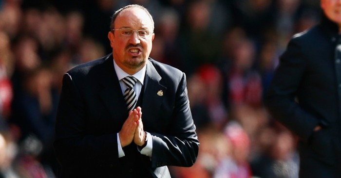 Rafael Benitez: Rued repeated mistakes from Newcastle United