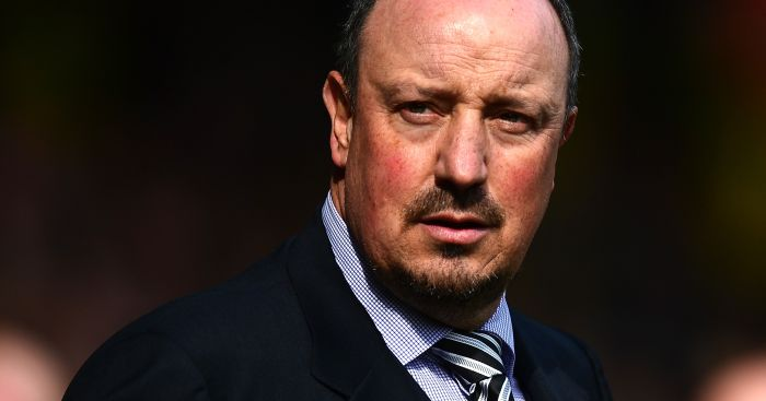Rafael Benitez: Newcastle manager