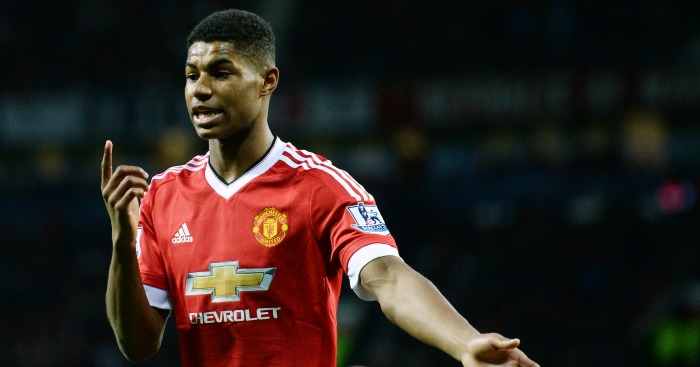 Marcus Rashford: Still growing