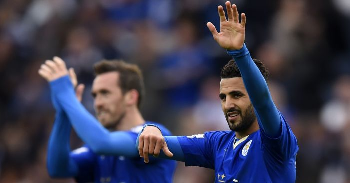 Riyad Mahrez: Says he intends to stay at Leicester City