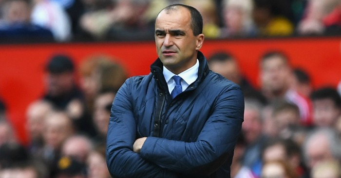 Roberto Martinez: Not feeling the heat