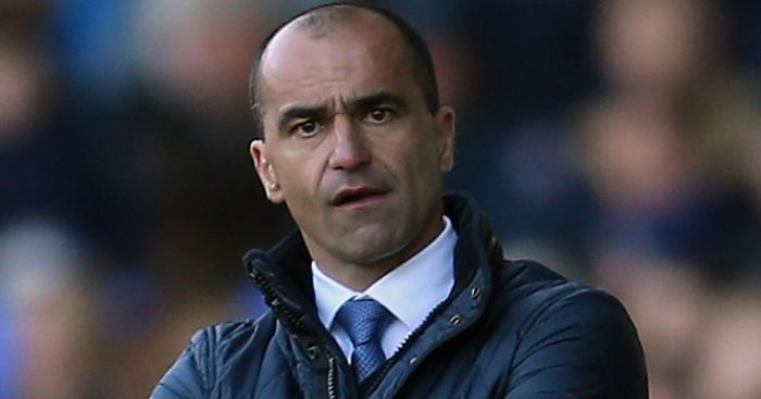 Roberto Martinez: No worries about his squad