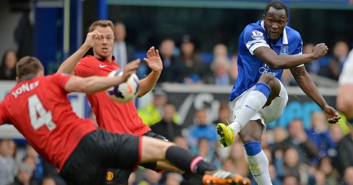 Romelu Lukaku Everton 2014