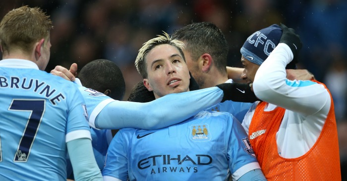 Samir Nasri: Says Pep Guardiola will be lucky to have him