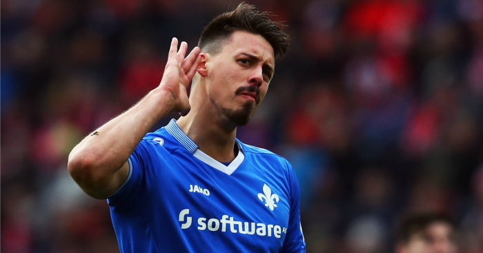 Sandro Wagner: In-demand striker