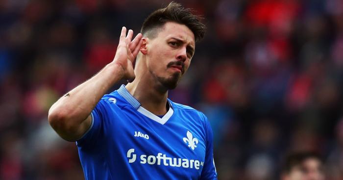 Sandro Wagner: In-demand striker