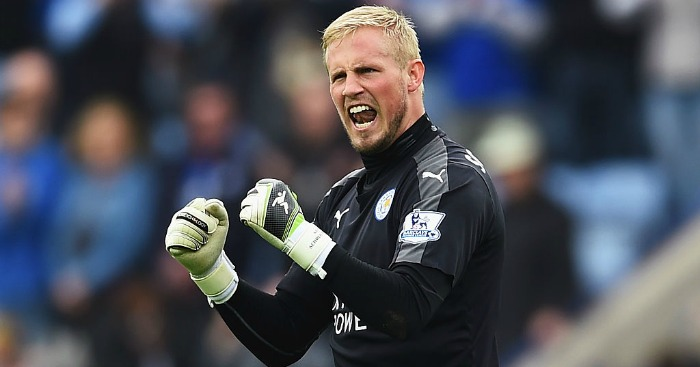 Kasper Schmeichel: No pressure on Premier League leaders