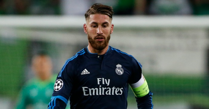 Sergio Ramos: Linked with Chelsea move