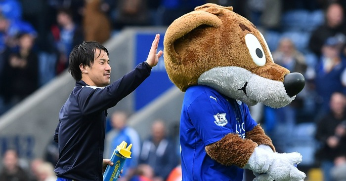 Shinji Okazaki: Second Japanese to win PL title