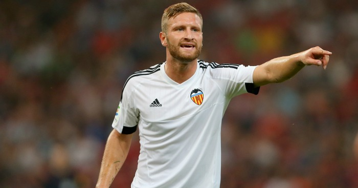 Mustafi: Linked with Merseyside move