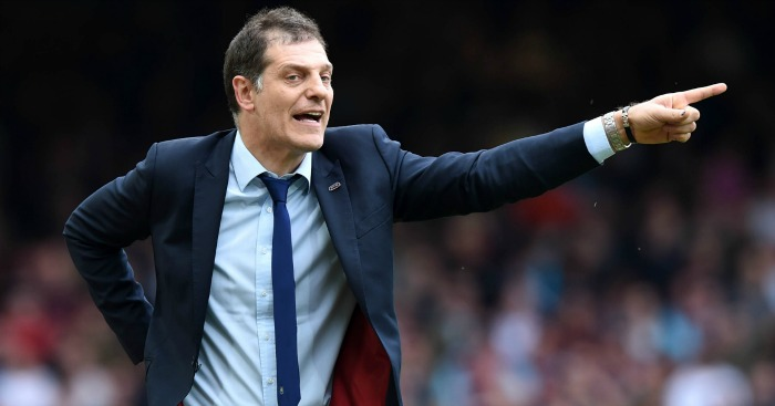 Slaven Bilic: Manager continues to eye top four spot